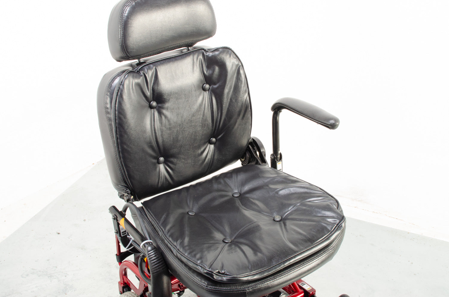 Rascal Vienna Used Electric Mobility Wheelchair Powerchair Transportable Indoor