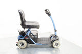 2008 Rascal Liteway 4 4mph Transportable Boot Electric Mobility Scooter in Blue