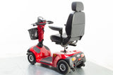 2018 Drive Neo 6 6mph Mid Size Mobility Scooter in Red
