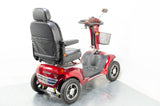 2015 Shoprider Cordoba from Roma 8mph Large Mobility Scooter in Red