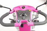 2016 Rascal Pioneer 8mph Large All Terrain Mobility Scooter in Pink