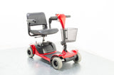 2006 Rascal Taxi Electric Mobility Scooter Small Transportable 4mph in Red