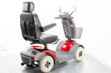 2014 TGA Mystere Electric Mobility Scooter 8mph Mid Size Comfy Red