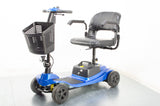 2018 One Rehab Liberty Vogue 4mph Mobility Boot Scooter with Suspension in Blue