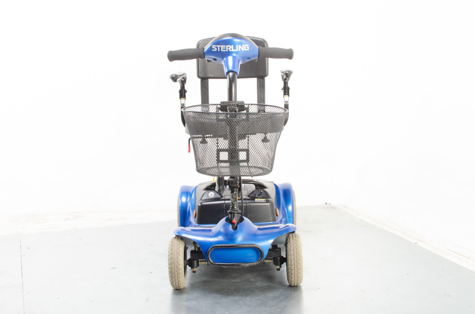2008 Sterling Little Gem 4mph Boot Electric Mobility Scooter from Sunrise Medical Transportable