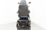 2019 Extreme + Dual motor Electric Mobility Scooter from Scooter Tech Large All Terrain Black