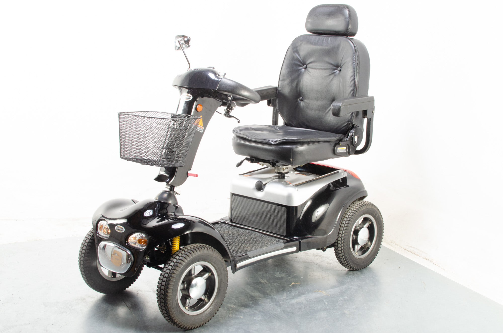 2015 Shopride Cordoba Electric Mobility Scooter Large All Terrain Roma Medical Black
