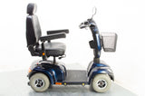 2011 Invacare Orion Electric Mobility Scooter 8mph Mid Size Blue