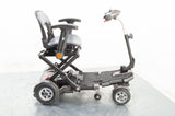TGA Minimo Plus 4 Compact Folding Travel Electric Mobility Scooter 4mph Bronze