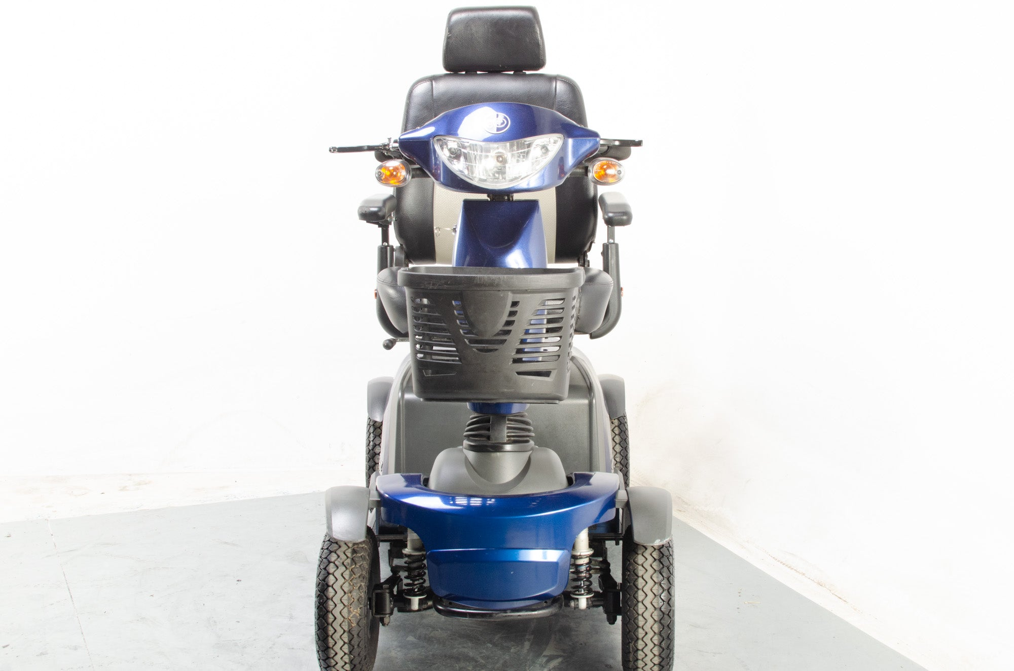 Van Os Galaxy II Used Electric Mobility Scooter 8mph All-Terrain Large Off-Road