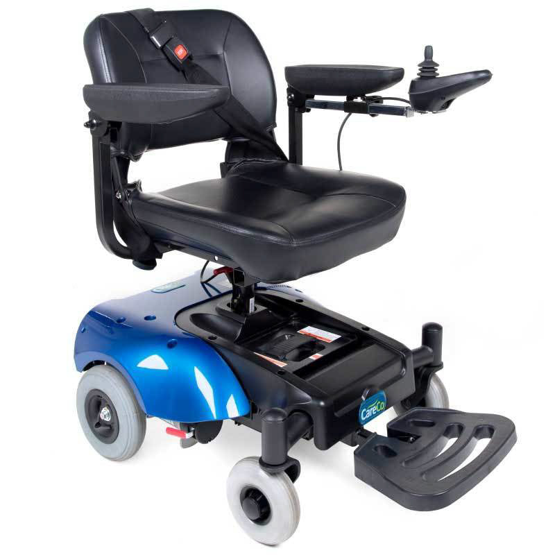 CareCo Easi Go Electric Wheelchair 4mph Indoor Transportable