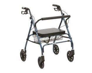 Drive HD Bariatric Rollator Max User Weight 35st (227kg)