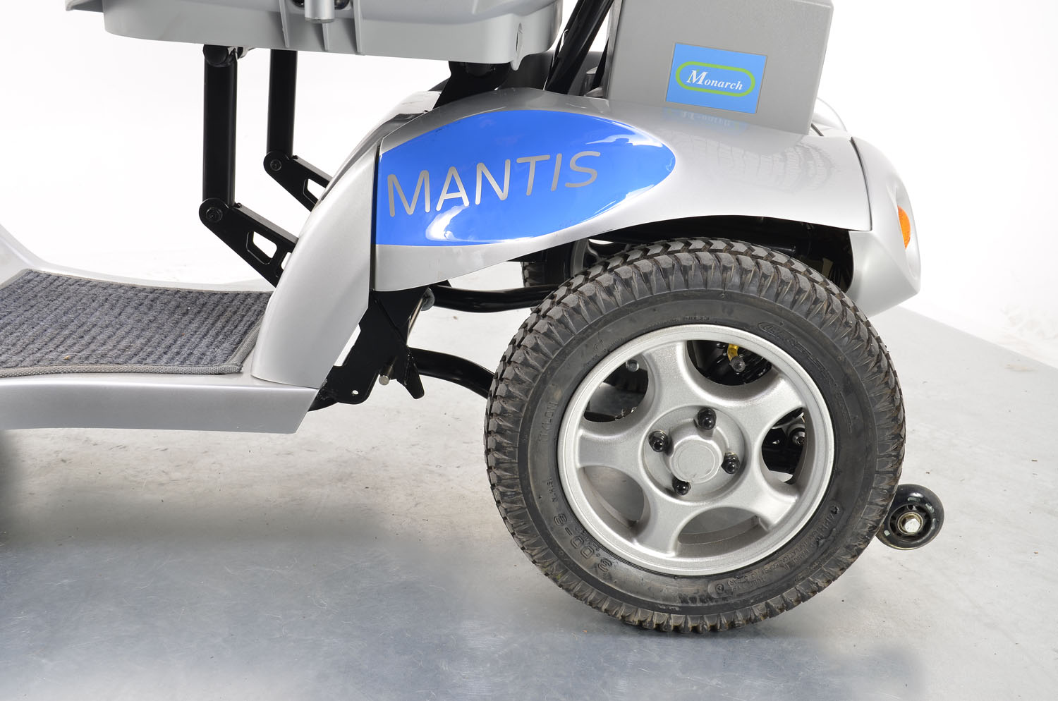 Monarch Mantis 8mph All Terrain Transportable Mobility Scooter Class 3