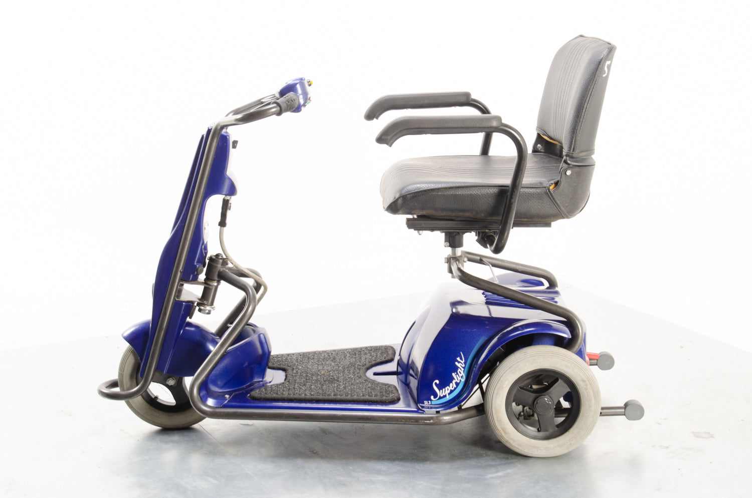 2006 TGA Superlight SL3 4mph Mobility Scooter Small Transportable Lightweight 3 Wheel