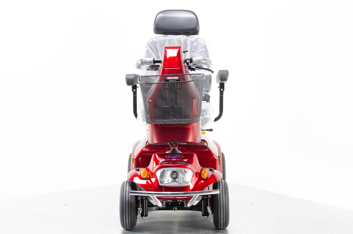 New Freerider City Ranger 8 8mph Mid Size Class 3 Mobility Scooter