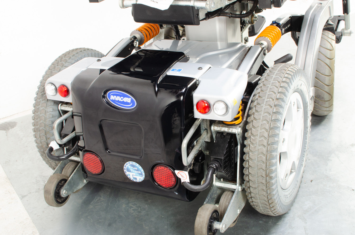 Invacare Storm 4 X-Plore 8mph Powered Wheelchair with Electric Tilt Function All Terrain Powerchair