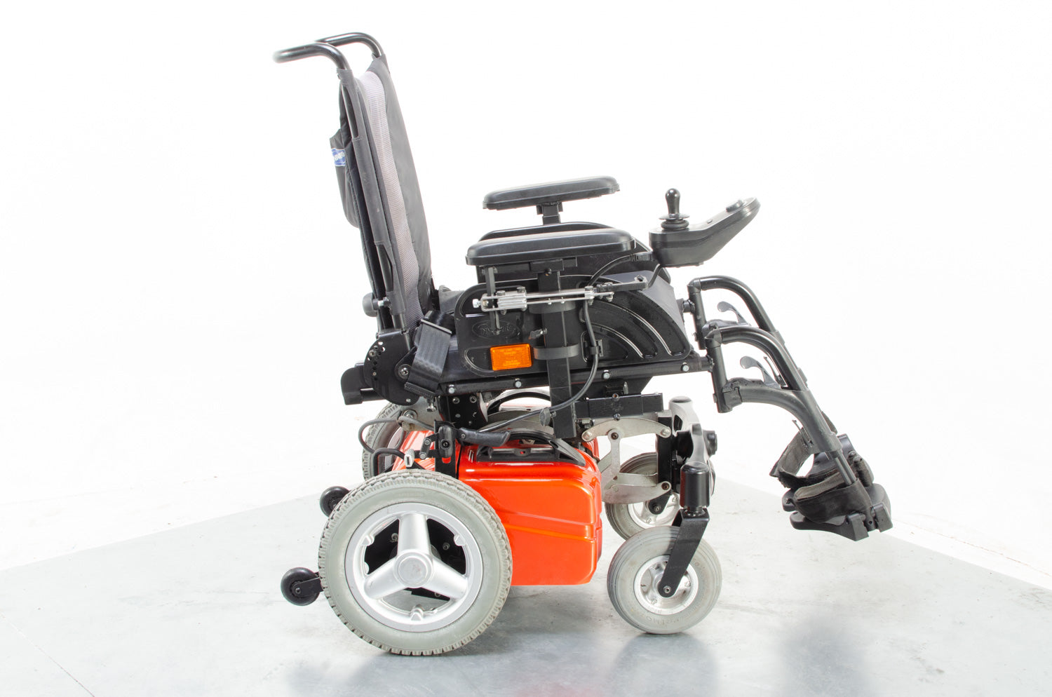 Invacare Fox 4mph Transportable Powered Electric Wheelchair Powerchair