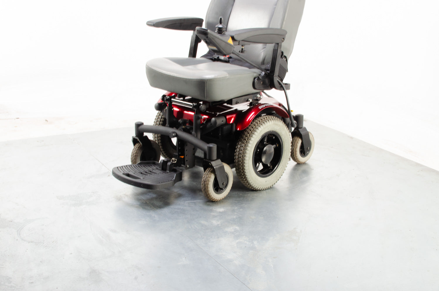 Shoprider Lugano 4mph Electric Powered Wheelchair from Roma Medical