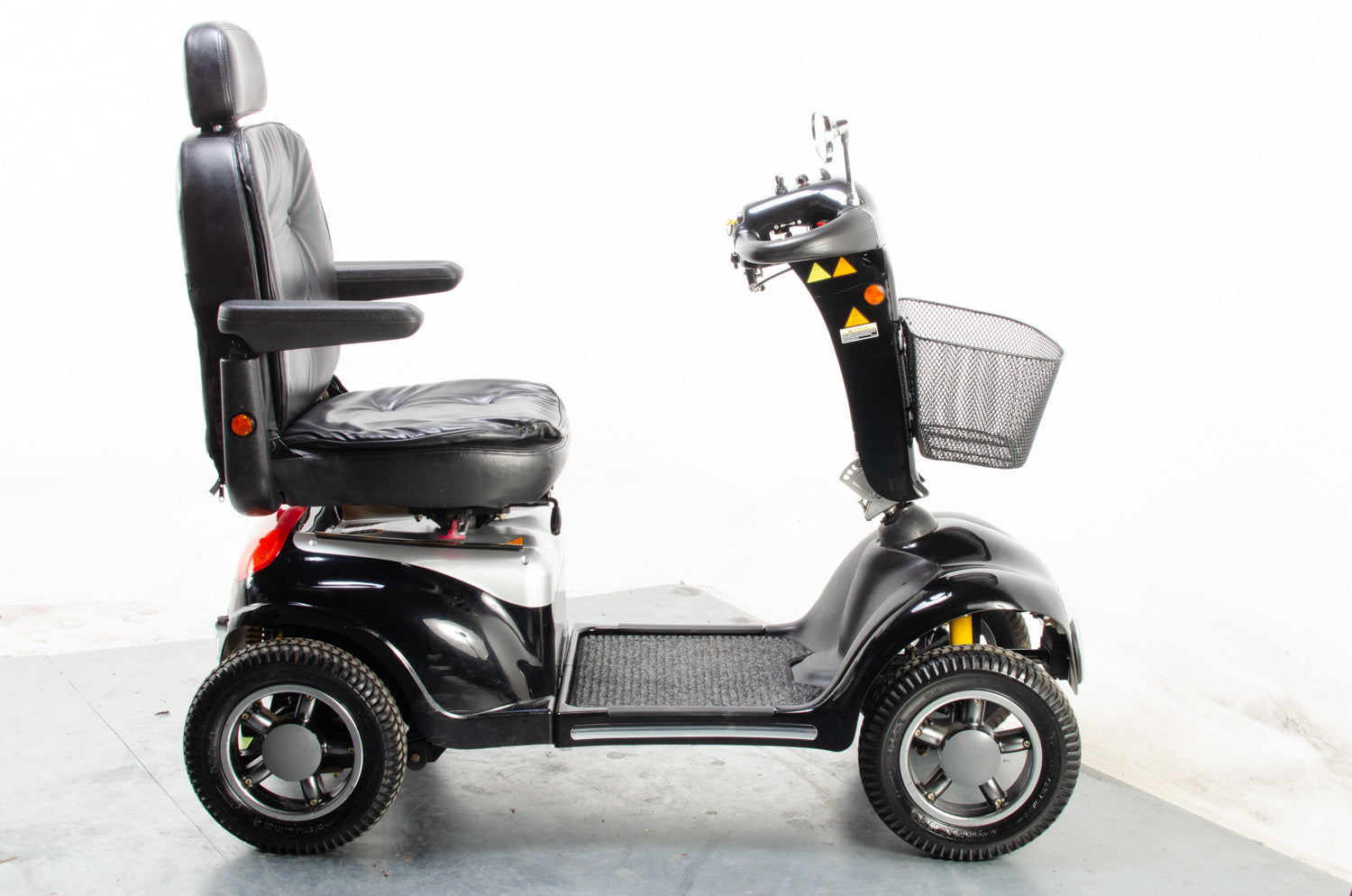 Shoprider Cordoba Electric Mobility Scooter Used Second Hand Roma Medical 8mph Large Bariatric Black