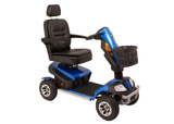 New One Rehab Komfi-Rider President 8mph Large Comfy Mobility Scooter