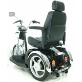 New Drive Sport Rider 8mph Class 3 Road Legal Mobility Scooter Trike in Black