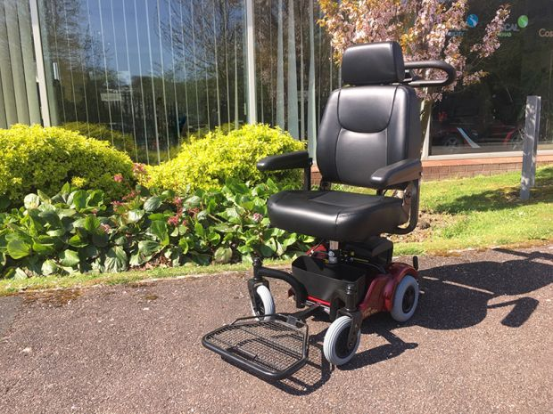 New WeGo 250 Assistant Control Transportable Powerchair Max User Weight 18st (120kg)