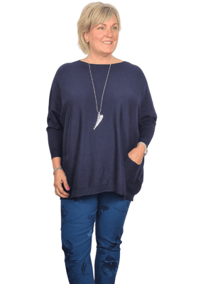 Load image into Gallery viewer, KAYLA PATCH POCKET JUMPER