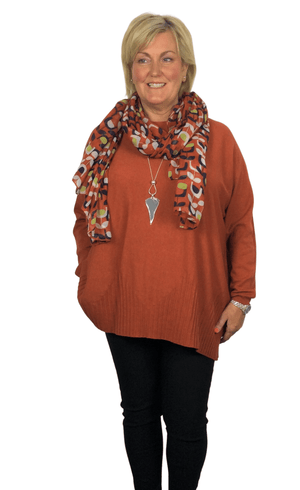 Load image into Gallery viewer, WREN WAVY RIBBED SWEATER