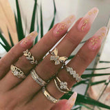 Rings Party Wedding Jewelry