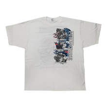 Load image into Gallery viewer, Powercruise White USA AUS NZ Events Shirt