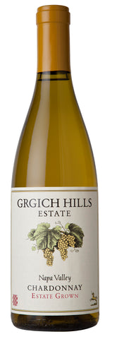 CHARDONNAY GRGICH HILL NAPA VALLEY 375 ML. 2011