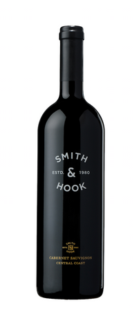 CABERNET SAUVIGNON SMITH & HOOK, CENTRAL COAST, USA. 2016