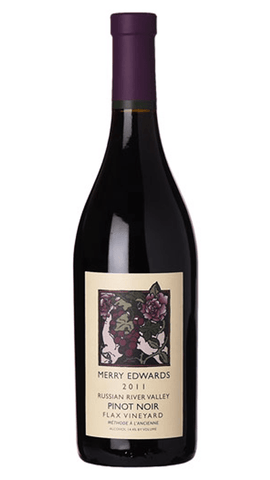 PINOT NOIR MERRY EDWARDS, FLAX VINEYARD, RUSSIAN RIVER 2014