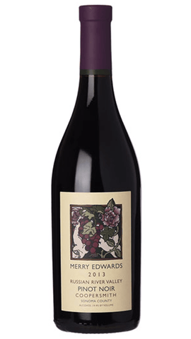 PINOT NOIR MERRY EDWARDS, COOPERSMITH, RUSSIAN RIVER 2014