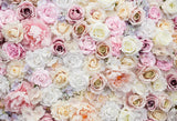 Beautiful Rose Flower Backdrop for Valentine's Day Birthday Photography D332
