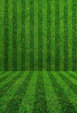 Green Grass Soccer Football Field Photo Studio Backdrop G-297