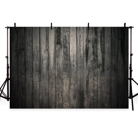 Wood Backdrops Wooden Backdrop Black Background G-433
