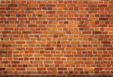 Red Brick Wall Retro Backdrop UK for Photography GC-49