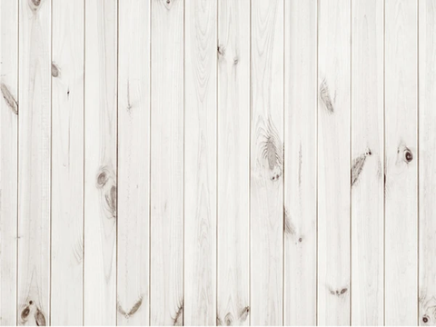 Milk White Wood Texture Backdrop for Photography G-74
