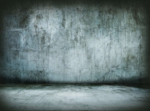 Grunge  Cracked Concrete Wall Backdrop for Photography GA-999