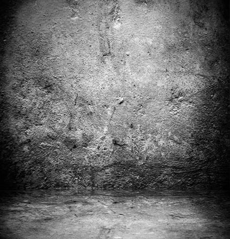 Grunge Concrete Wall Dark Abstract Photo Backdrop GA-52