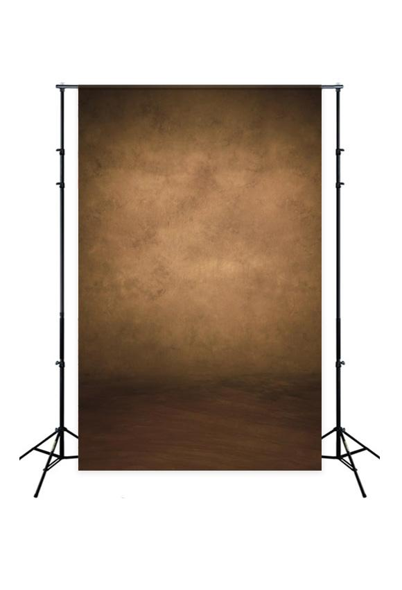 Brown Abstract Texture Portrait Photo Booth Backdrop GC-153