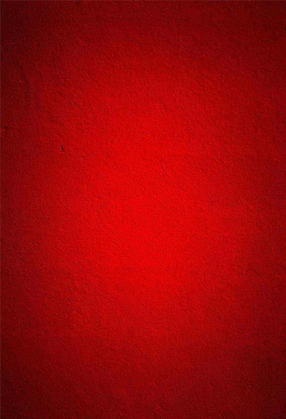 Red Abstract Concrete Wall Texture Backdrop for Photography GC-158