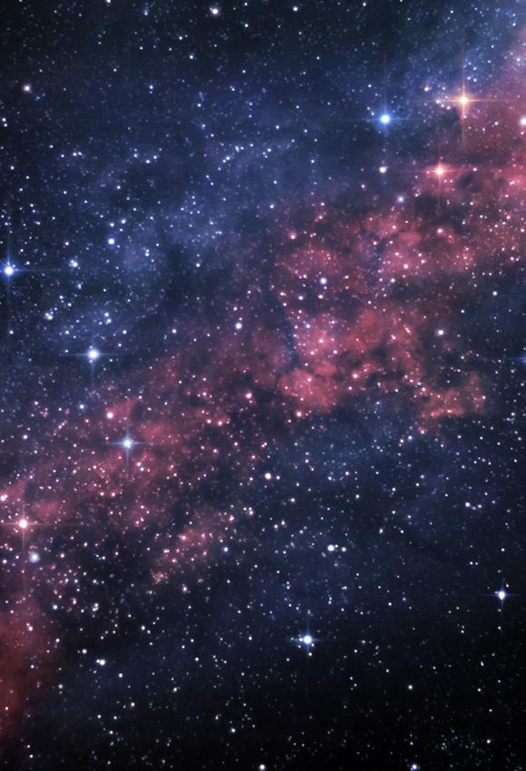 Space Universe Stars Photo Photography Backdrop J03804