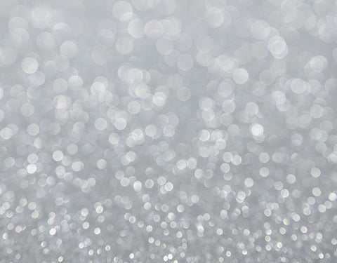 Beautiful Silver Bokeh backdrop UK for Photography NB-268