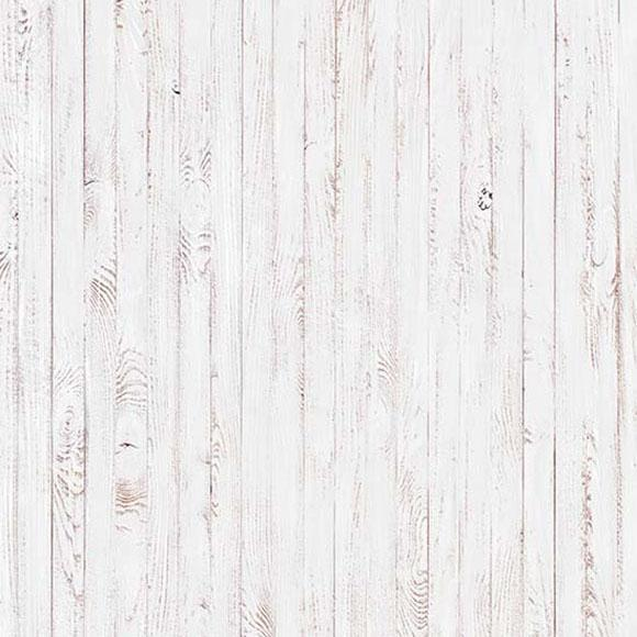 White Wood Photography Backdrop for Party