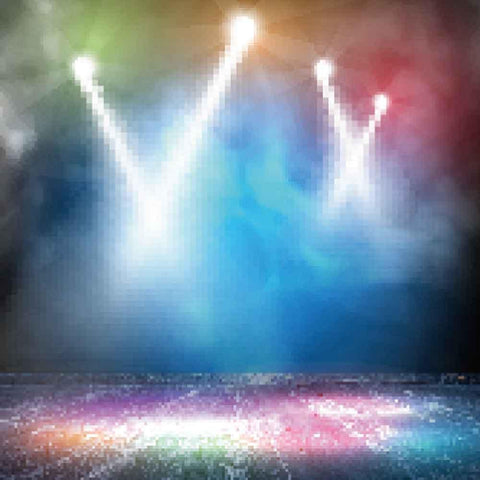 Gradient Backdrops Glitter Patterned Backdrops Prom Background YY00039-E