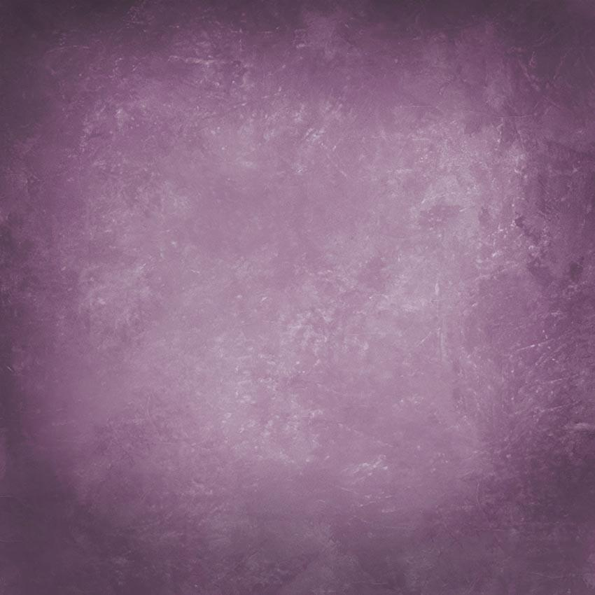 Purple Abstract Texture Portrait Photography Backdrop LV-216