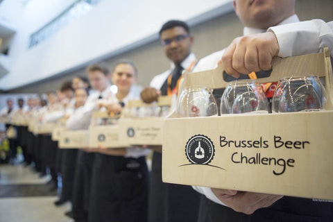 Brussels Beer Challenge 2019, and the winners are...