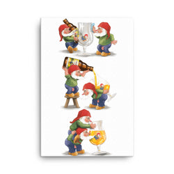 La Chouffe Gnomes Canvas